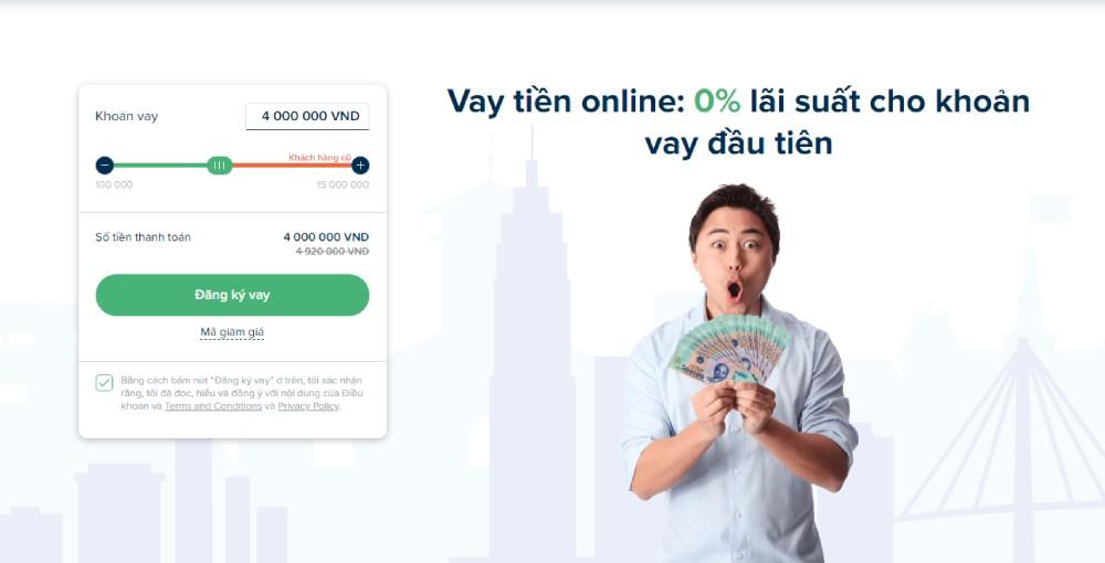 senmo vay tiền online