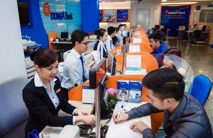 cập nhật giờ làm việc ngân hàng Đông Á toàn quốc