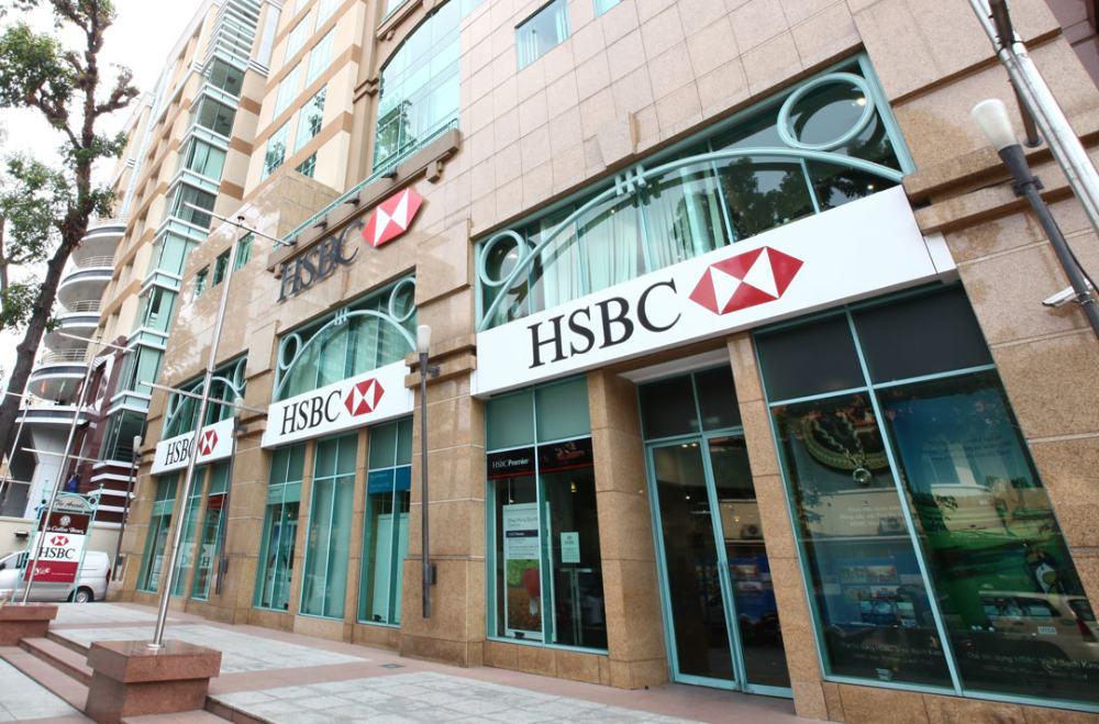 HSBC là ngân hàng 100% vốn nước ngoài đầu tiên đặt Văn phòng đại diện và Chi nhánh tại Việt Nam (từ năm 1870)
