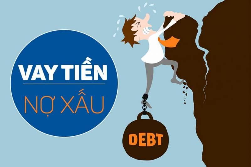 Hậu quả khi thanh toán dư nợ trễ hạn
