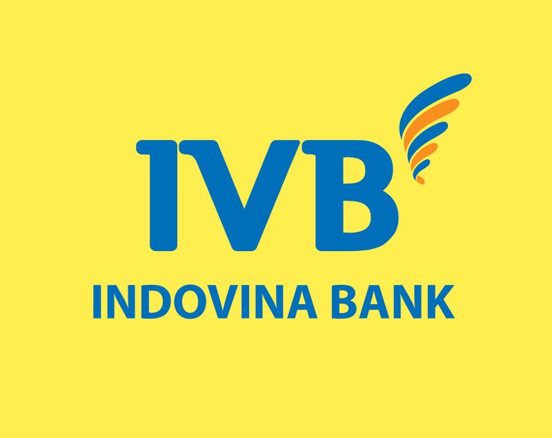 Logo ngân hàng Indovina Bank