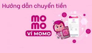 chuyển tiền MoMo