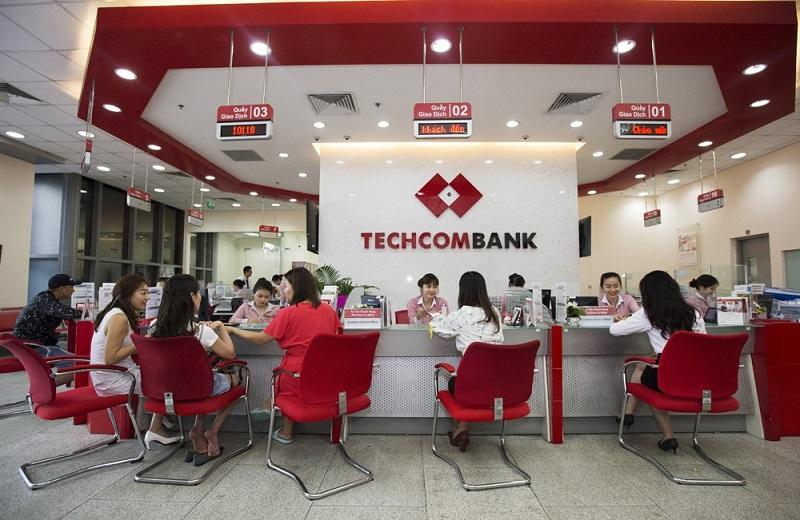 giờ làm việc ngân hàng techcombank thứ 2 đến thứ 6