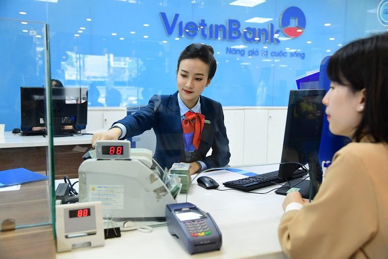 giờ làm việc ngân hàng Vietinbank buổi trưa