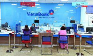 cập nhật giờ làm việc ngân hàng Vietinbank 2021