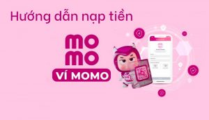 nạp tiền MoMo